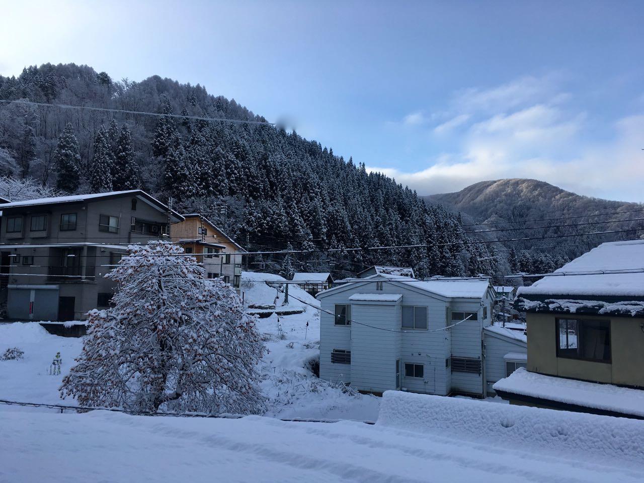 Nozawa Onsen Snow Report 6th December 2017