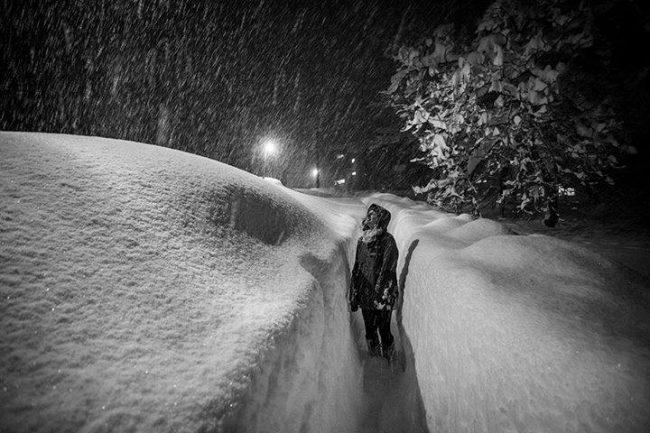 Winter Start Nozawa Japan