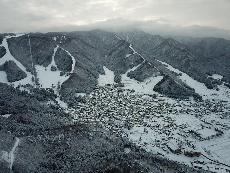 Nozawa Onsen Winter Mode
