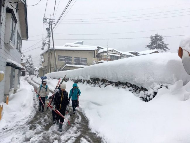 Nozawa Onsen Snow Report 27th Dec 2017