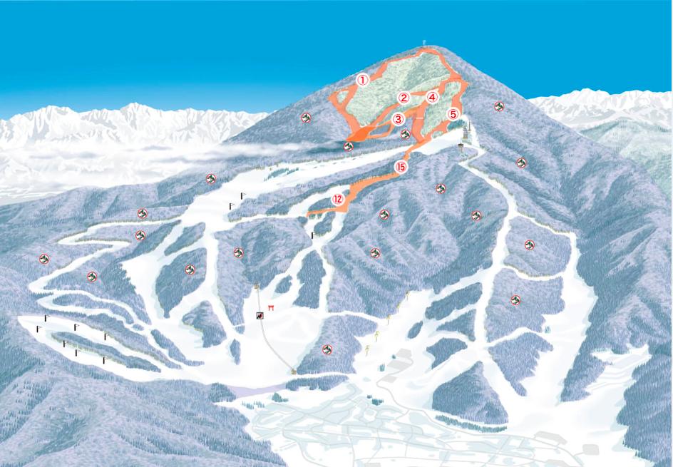 Nozawa Onsen Snow Report 1st of December 2017