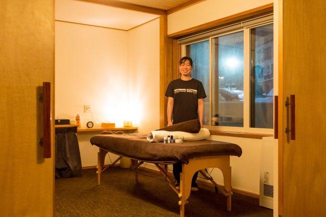Massage Nozawa Onsen
