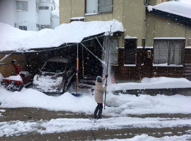 Snow Season Nozawa Onsen