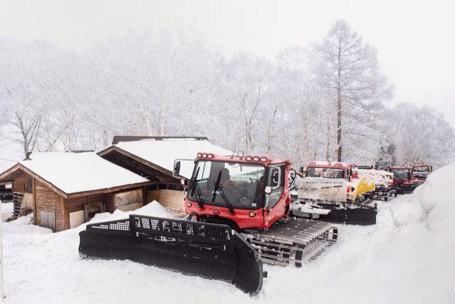 Ski Camp Nozawa Onsen Japan