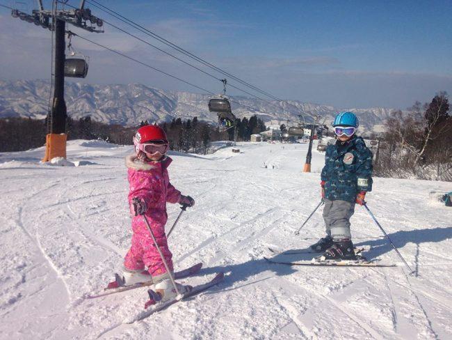 Spring Skiing Japan - Nozawa Onsen