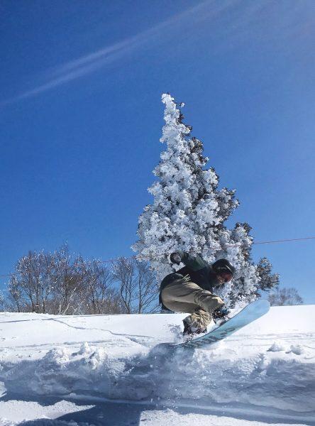 Spring Time Nozawa Onsen