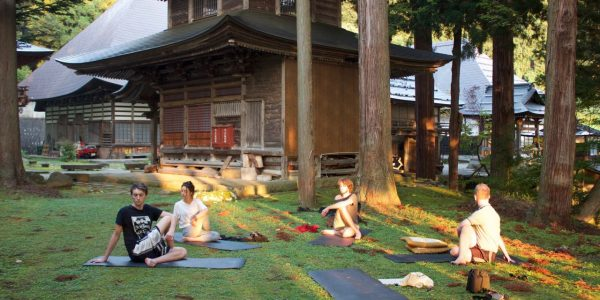 Yoga & Meditation Retreats Nozawa Onsen