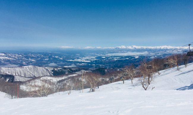 Ski Tour Shiga Kogen to Nozawa Onsen