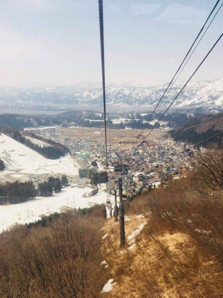 Late Season Nozawa Skiing
