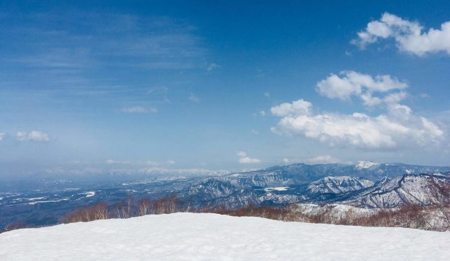 April Heating Up in Nozawa