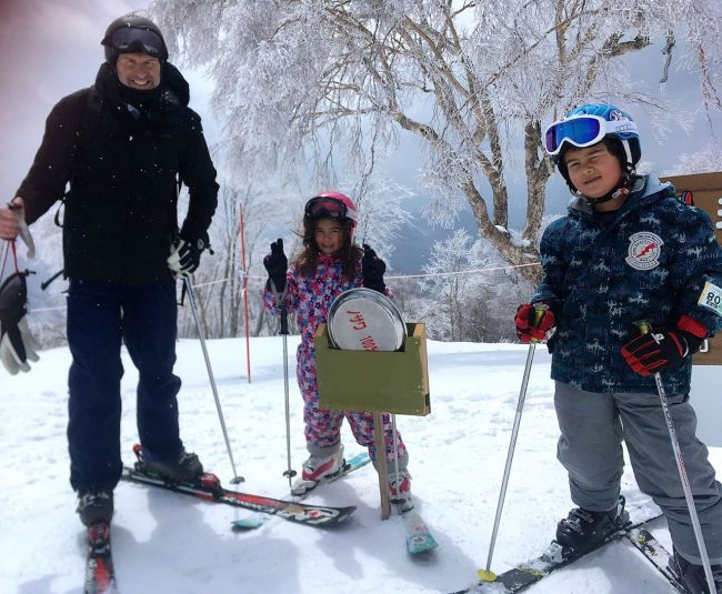 Family Ski Holiday Nozawa Onsen Japan