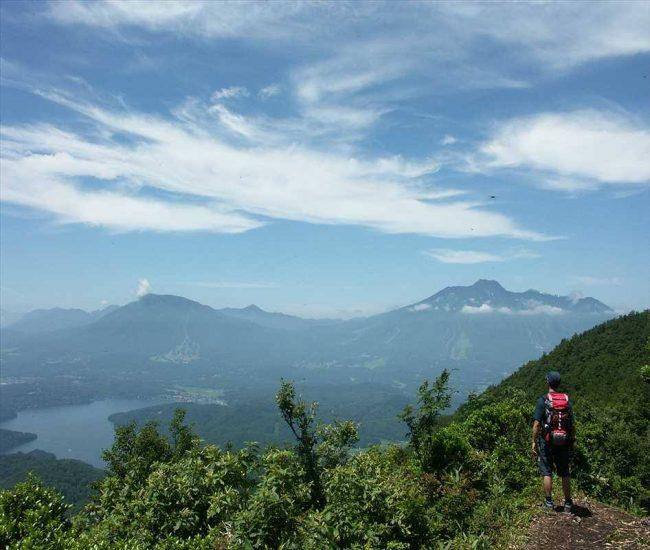 Hiking Nozawa Onsen Japan