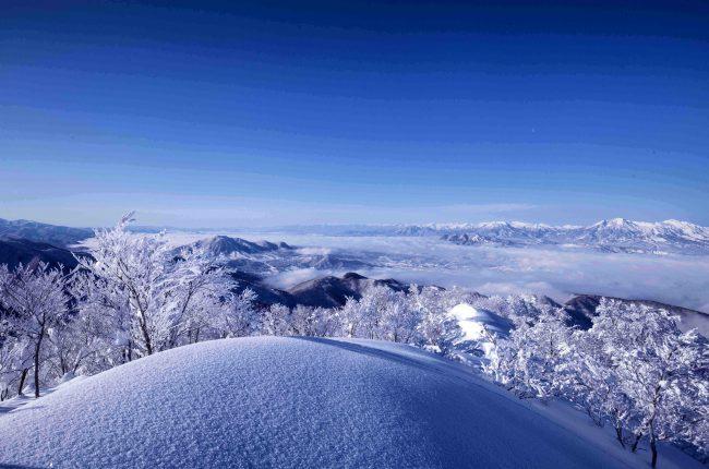 Mountain Day Nozawa Onsen