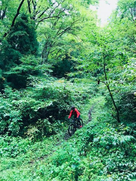 Mountain Bike Trip Japan