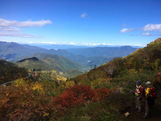 Autumn Hiking Nagano Japan