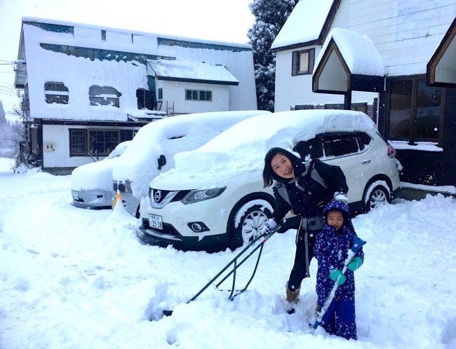Nozawa Onsen First Day of the Season