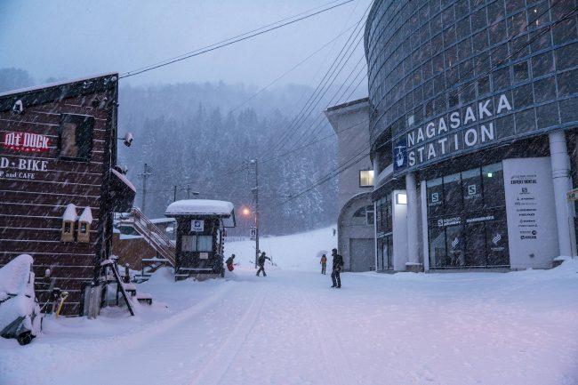 Nozawa Onsen Snow