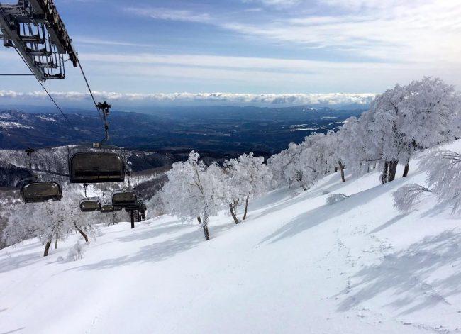 Golden Week May Skiing Japan