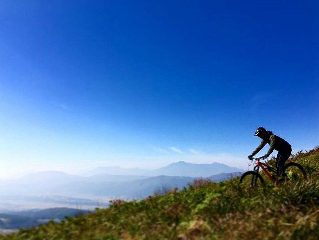 Ride liek the locals Mountain Bike Nozawa Onsen