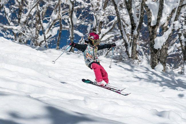 Family Ski Nozawa Onsen