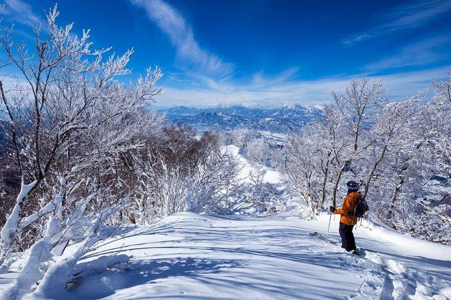Ski Nozawa Onsen Japan