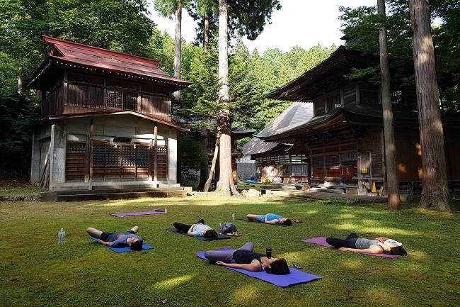 Yoga & Meditation Retreat - Nozawa Onsen, Japan - Nozawa