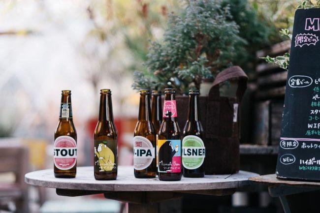 Craft Beer Festival Nozawa Onsen Japan
