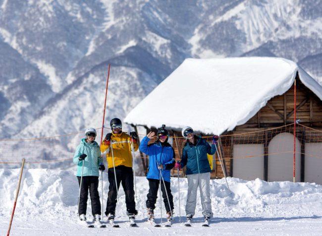 Book Now Ski Japan