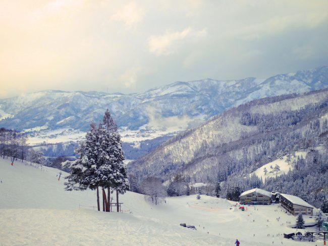 History Nozawa Onsen Ski Resort