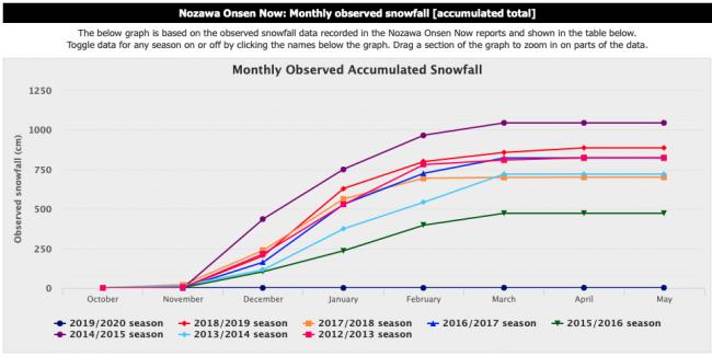 Nozawa Onsen Transformation Winter