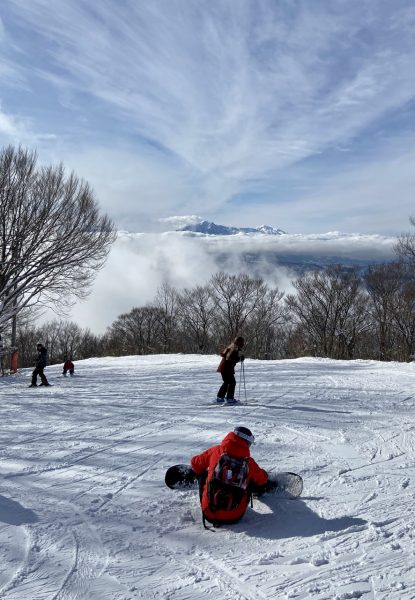 Beautiful January Days Nozawa