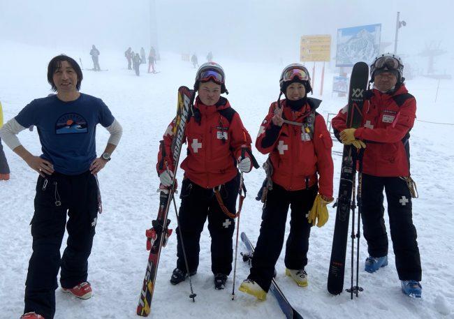Nozawa Onsen Ski Patrol