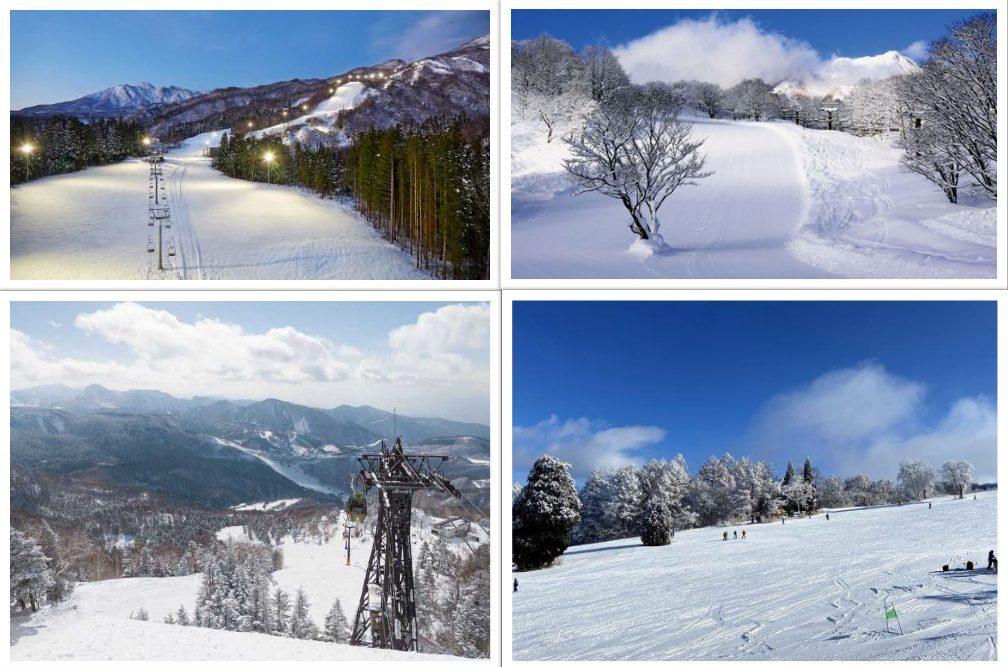 Japan Spring Ski Package