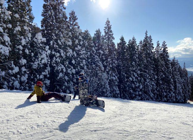 Week Day Skiing Nozawa