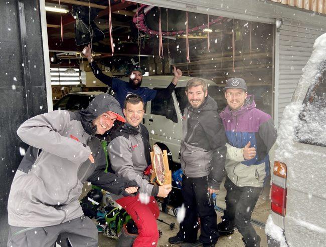 Ski Japan Late Season
