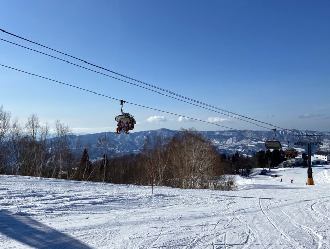 Bluebird Day March Nozawa