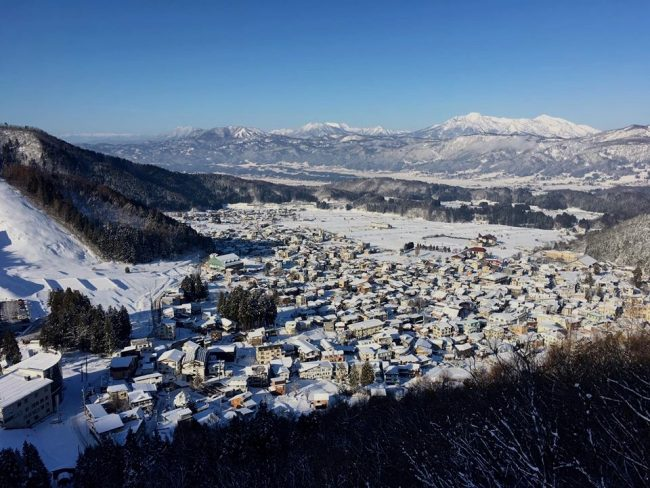 Visit Nozawa Japan March