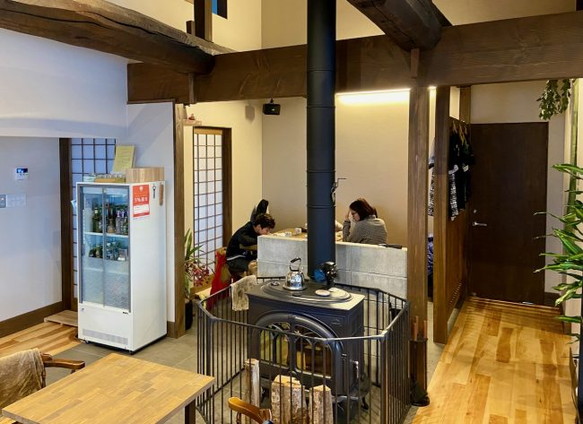 New Nishi Cafe Nozawa