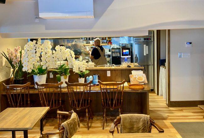 New Nishio Cafe Nozawa