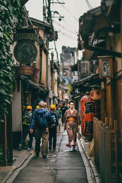 Japan Pays Tourists Way