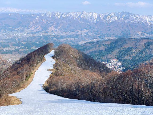 Ski Japan May