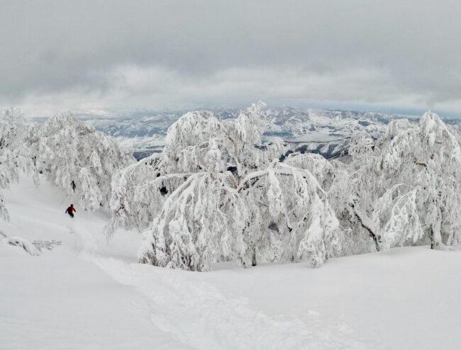 Weekend Ski Trip Japan