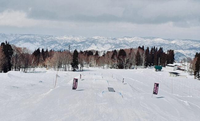 Snow Features Nozawa Onsen Japan