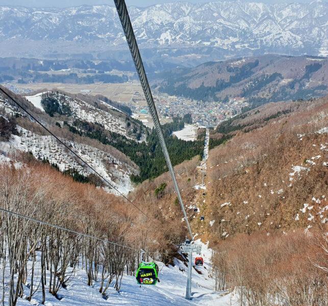 April Ski Specials Japan