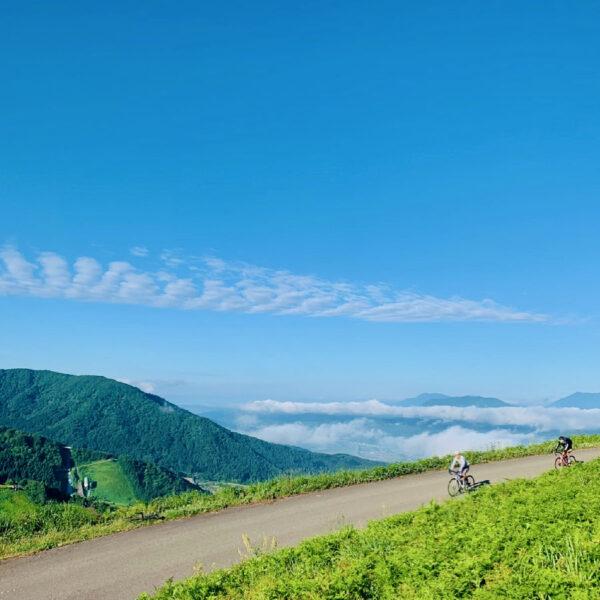 Bike Holiday Nozawa Japan