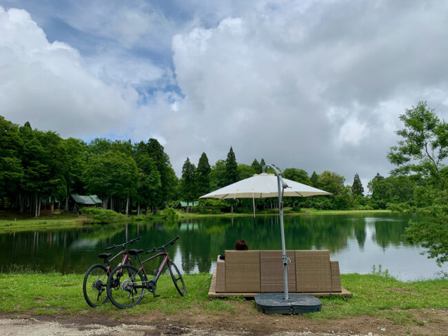 E-Bike Hire Nozawa Japan