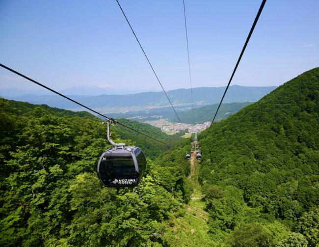 Nozawa Gondola Open Summer