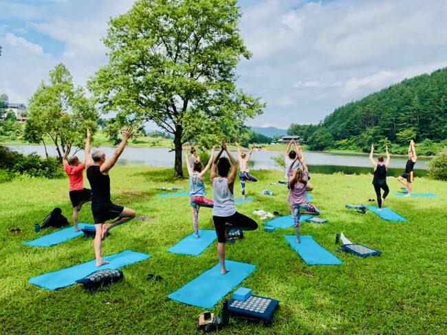 Yoga Retreat Japan 2021